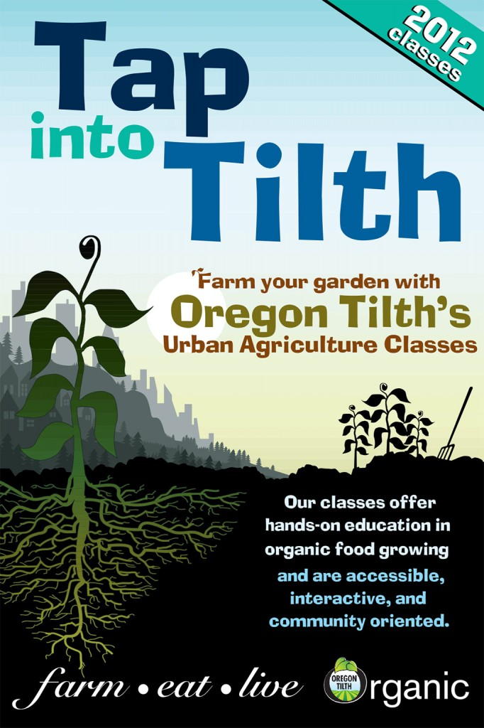 Oregon Tilth Postcard